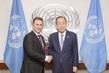 Secretary-General Meets Prime Minister of Former Yugoslav Republic of Macedonia 2.852428