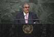 Foreign Minister of Bahrain Addresses General Assembly 3.2110543