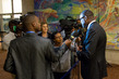 Foreign Minister of Mali Briefs Press on Peace Process 0.64905286
