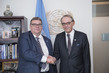 Deputy Secretary-General Meets Foreign Minister of Finland 7.21674