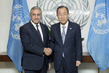 Secretary-General Meets Turkish Cypriot Leader 2.8510528