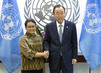 Secretary-General Meets Foreign Minister of Indonesia 2.8530507
