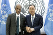 Secretary-General Meets Prime Minister of Tonga 2.8510528