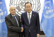 Secretary-General Meets Head of Arab League 2.8510528