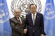 Secretary-General Meets Foreign Minister of Algeria