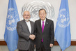 Secretary-General Meets Foreign Minister of Iran 2.8528807