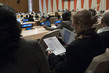 Briefing on Agenda 2030 for Sustainable Development: Advocacy for Implementation and Global Partnership 4.5894747