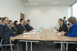 Secretary-General Meets Finance Ministers of Brazil, China, India