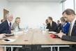 Secretary-General Meets British Secretary of State for International Development 1.0