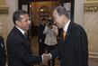 Secretary-General Meets President of Peru 3.7438288