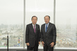 Secretary-General Meets World Bank President 2.2796528