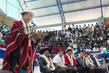 Secretary-General Visits Vila Vila Village with President of Bolivia 3.7438288