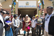 Secretary-General Visits Vila Vila Village in Bolivia