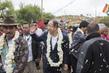 Secretary-General Visits Vila Vila Village in Bolivia 3.741854