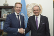 Deputy Secretary-General Meets Foreign Minister of Norway 7.227892