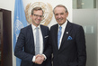 Deputy Secretary-General Meets Trade Minister of Sweden 7.2410727