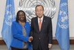New Assistant Secretary-General for Safety and Security Sworn In 7.22802