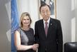 Secretary-General Meets United Kingdom Secretary of State 2.8491726