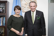 Deputy Secretary-General Meets Trade Minister of Netherlands 7.22802