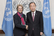 Secretary-General Meets Regional Minister of Economy of Lower Austria 2.8491726