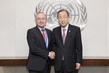 Secretary-General Meets President of Human Rights Council 2.8491726