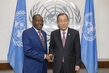Secretary-General Meets Foreign Minister of the Democratic Republic of Congo 2.8491726