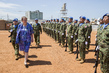 Medal Parade for UNMISS Japanese Peacekeepers 4.462532