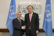 New Permanent Observer of IUCN to UN Presents Credentials