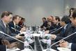 Secretary-General Meets Egyptian President in Paris