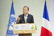 Secretary-General Addresses Climate Change Conference in Paris