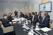 Secretary-General Meets Leaders of Small Island Developing States in Paris