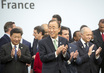 Secretary-General Attends UN Climate Change Conference in Paris
