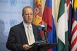 UN Adviser Briefs Press on Burundi