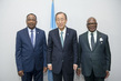 Secretary-General Meets Presidents of Mali and Niger