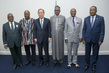 Secretary-General Meets West African Leaders during COP21 in Paris