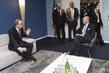 Secretary-General Meets President of COP21 6.9197817