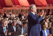 Former US Vice President at Closing Ceremony of COP21, Paris 4.1520023