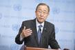 Secretary-General Speaks to Press on Paris Climate Change Agreement 6.920004