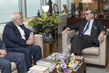 Deputy Secretary-General Meets Foreign Minister of Iran 7.2279625