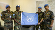 UNMISS Peacekeepers to Climb Mount Kilimanjaro 4.462532