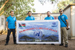 UNMISS Peacekeepers to Climb Mount Kilimanjaro 6.5068154