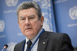 Security Council President Briefs Press on Programme of Work for January 3.1834478