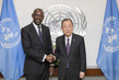 Secretary-General Meets Foreign Minister of Mali 2.844683