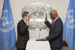 New Assistant Secretary-General for Peacekeeping Operations Sworn In 7.2279625