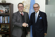 Deputy Secretary-General Meets Member of Swedish Parliament 7.2271857