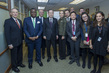 Secretary-General Visits UNHQ Offices 2.844683