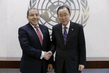 Secretary-General Meets Outgoing Head of Mali Mission 2.844683