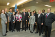 Secretary-General Visits UN Offices in New York 0.5931366