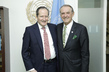 Deputy Secretary-General meets Permanent Representative of Mexico 2.274695
