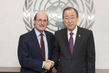 Secretary-General Meets Deputy Special Representative for UNMIK 2.8433685